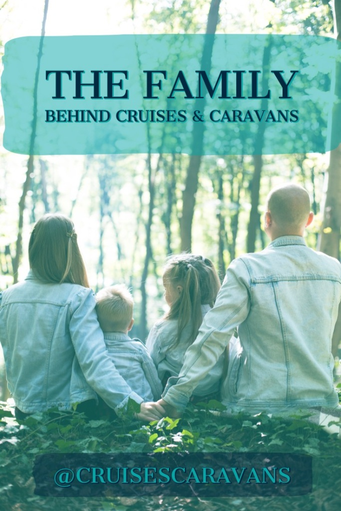 The family behind cruises and caravans -  a UK based travel blog focusing on UK Caravan Parks and Family Cruise Holidays