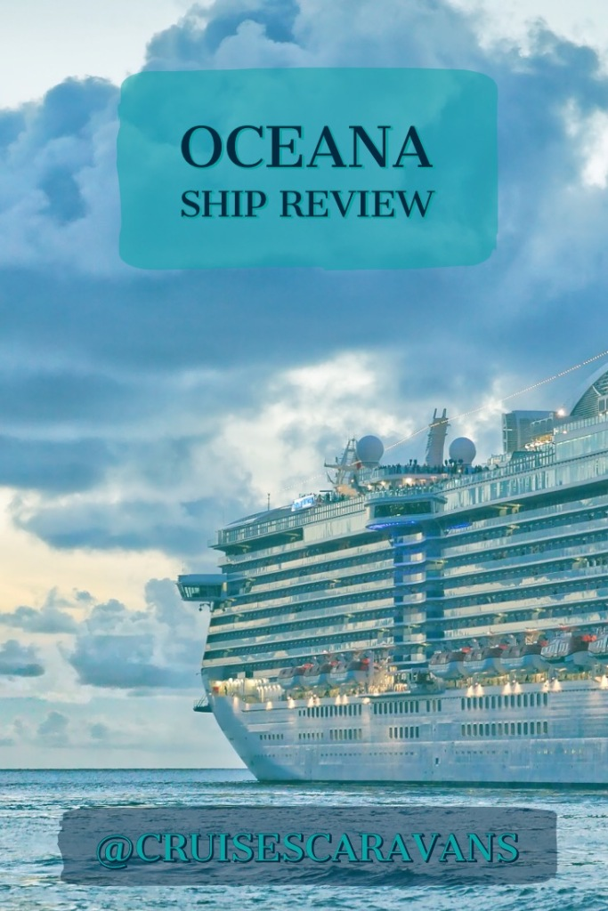 A review of the P&O cruise ship Oceana a midsized family friendly ship suitable for mini cruises or couples that love the smaller cruise experience