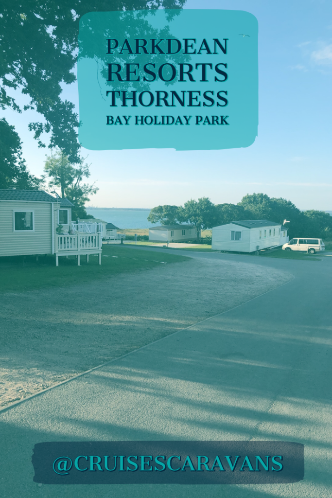 Parkdean Resorts Thorness Bay Holiday Park on Isle of Wight. A family friendly holiday park review and travel vlog of our UK staycation summer holiday in July 2019.